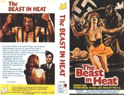 The Beast in Heat DVD cover