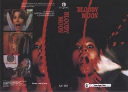 Bloody Moon DVD cover