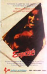 Expose DVD cover