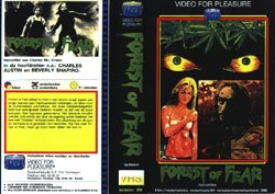 Forest of Fear DVD cover