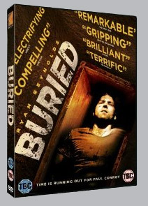 Buried to be released on DVD & Blu Ray