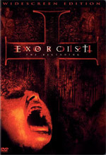 The Exorcist: The Beginning DVD cover