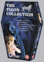 The Tigon Collection DVD cover