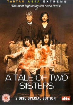 Win one of three <b>A Tale of Two Sisters</b> DVDs
