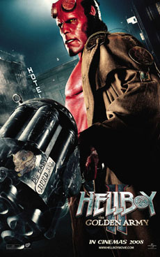 <B>Hellboy 2</b> trailer and images