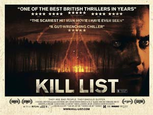 Win a pair of tickets to an advance Q & A screening of <b>Kill List</b>