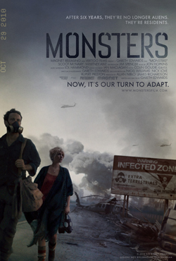 First look poster for <b>Monsters</b>