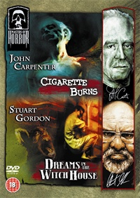Win one of three <b>Masters of Horror</b> DVDs