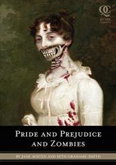 <b>Pride and Prejudice and Zombies</b> book published
