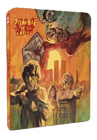 Zombie Flesh Eaters (Blu-Ray Steelbook)