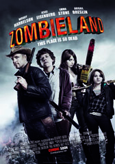 <b>Zombieland</b> in cinemas Oct 9th