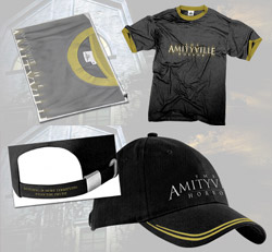 Win <b>The Amityville Horror</b> T-Shirts and Caps