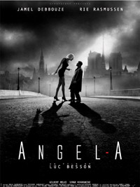 Glorious trailer and poster for Luc Besson's <b>Angel-A</b>