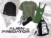 Alien Vs Predator Survival Kit giveaway