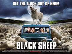 Winner of our <b>Black Sheep</b> premiere tickets competition