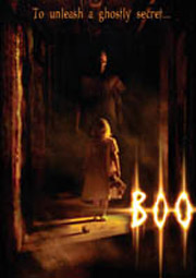 <b>Boo</b> DVD date announced