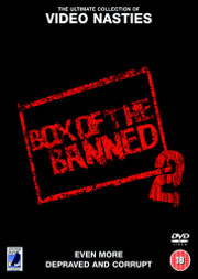 Details of Anchor Bay's <b>Box of the Banned 2</b> DVD boxset