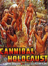 25th Anniversary DVD for <b>Cannibal Holocaust</b>