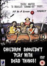 Anchor bay to release <b>Children Shouldn't Play With Dead Things</b>