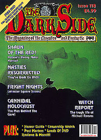 EMB feature in the latest <b>The Dark Side</b>