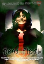 Zombie Comedy <b>Dead Flesh</b> now on DVD