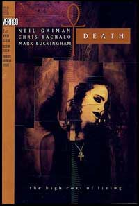 Gaiman to helm <b>Death: The High Cost of Living</b>