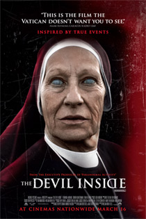 Winner of our <b>The Devil Inside</b> competition