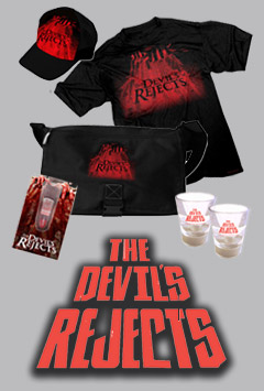 Win 1 of 10 goodie bags from <b>The Devil's Rejects</b>