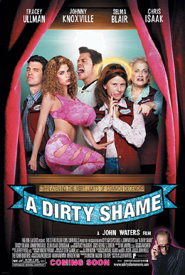 Poster for Waters' <b>A Dirty Shame</b>