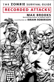 Win a copy of Max Brooks' graphic novel <b>Recorded Attacks</b>