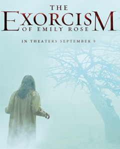 Trailer for <b>The Exorcism of Emily Rose</b>