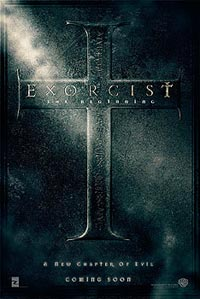 <b>Exorcist: The Beginning</b> trailer now online