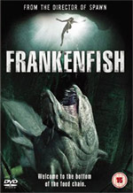 Frankenfish DVD cover