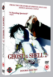 Winners of our <b>Ghost in the Shell 2: Innocence</b> competition