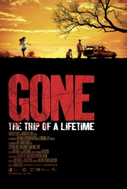 <b>Gone</b> comes to a cinema near you from March
