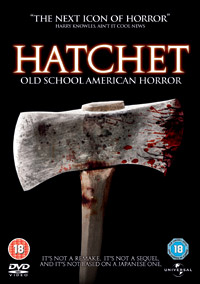 Winners of our <b>Hatchet</b> DVD competition