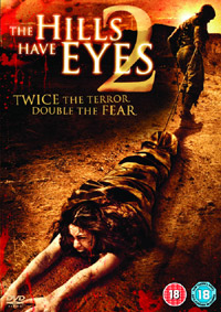 Win a copy of <b>The Hills Have Eyes 2</b> on DVD