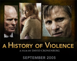 Trailer and clip online for Cronenberg's <b>A History of Violence</b>