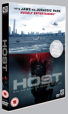 Win five copies of <b>The Host</b> on DVD