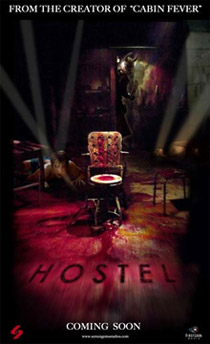 US release date for Eli Roth's <b>Hostel</b>