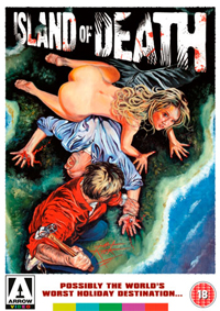 Win 1 of 3 DVD copies of <b>Island of Death</b>