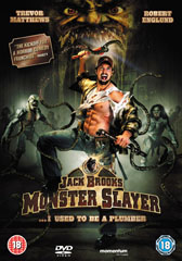 Win a copy of Jack Brooks: Monster Slayer on DVD