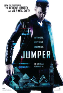 Loads of clips, trailers and pics of <b>Jumper</b> - in UK cinemas Feb 14