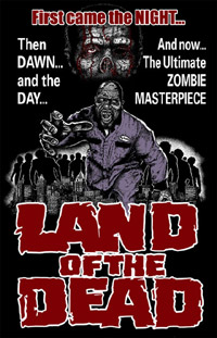<b>Land of the Dead</b> official T-Shirt design