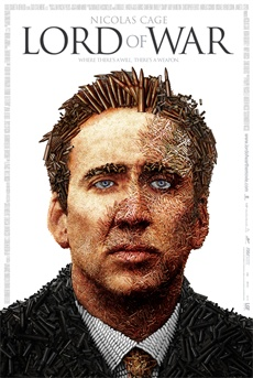 <b>Lord of War</b> poster leaks out.