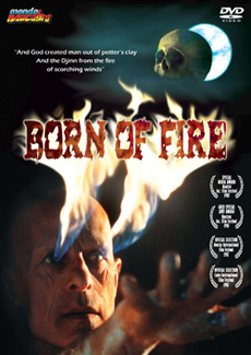 New Mondo Macabro release - <b>Born of Fire</b>