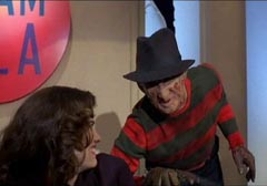 Freddy on prime time in <b>New Nightmare</b>