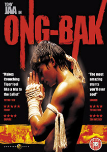 <b>Ong-Bak Platinum Edition</b> comes to UK DVD in September