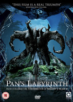 Details of the UK DVD release of <b>Pan's Labyrinth</b>