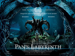 Exclusive interview: Guillermo del Toro, director of <b>Pan's Labyrinth</b>